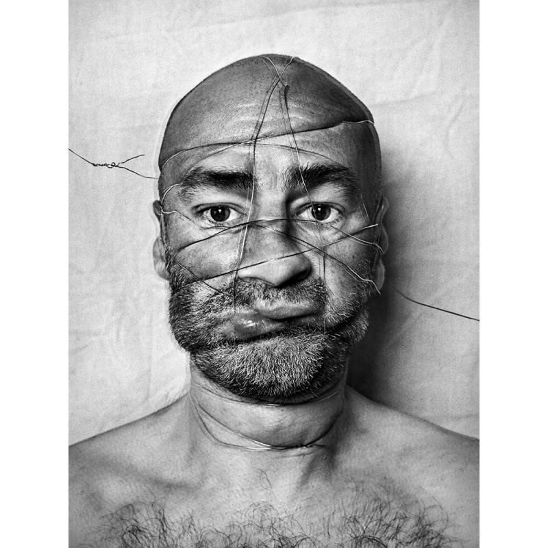 France, Paris, 2019, self-portrait