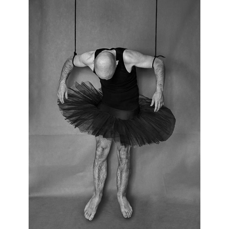 France, Paris, 2019, self-portrait as a dancer