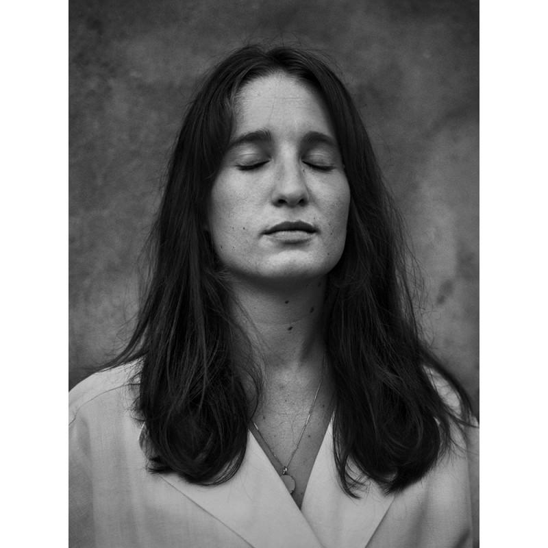 France, Bordeaux, 2019, woman portrait